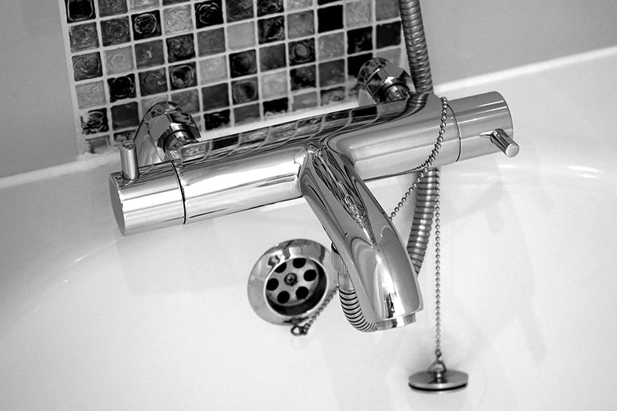 Badezimmer Komplettsanierung Wasserhahn
