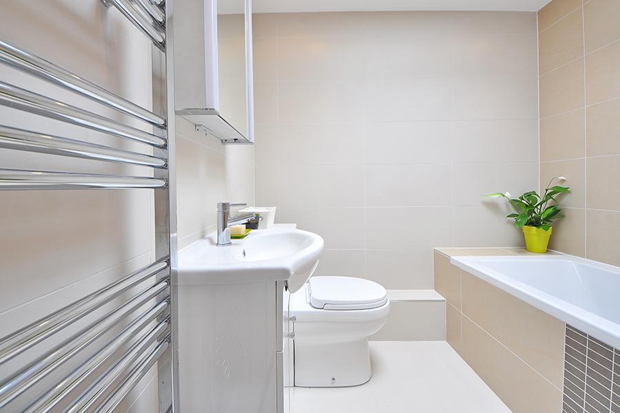 Badezimmer Komplettsanierung